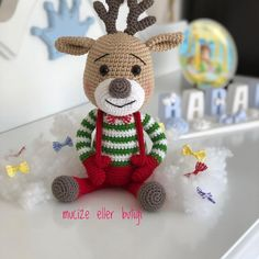 Amigurumi Deer Recipe Making Diy Crafts To Do, Diy Gifts For Kids, Diy For Girls, Gifts For Girls, Kids Diy, Kids Girls, Diy Origami, Diy Christmas Gifts, Kids Christmas