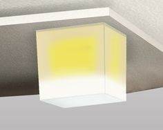 Northern Frost Surface Quattro - Surface Ceiling Quad - Our award winning products are available for you to customize to your specific requirements, using our interactive product builder tool. #Lighting #Fixtures #Design #InteriorDesign #Barbican #CustomLighting