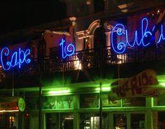 cape to cuba - Google Search Cuba, Neon Signs, Google Search, Kobe