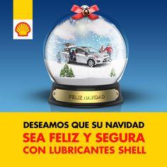 Navidad shell. #lubricabtesshell #feduro