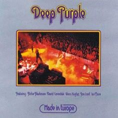 That was yesterday: Deep Purple - Made In Europe (Full Album)