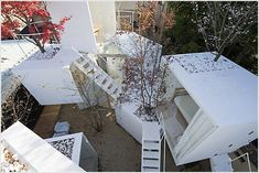SUMIKA Project by Tokyo Gas / House before House / Sou Fujimoto