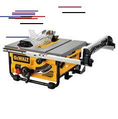 Sierra De Mesa Dewalt 10 Pulgadas 120 V The Home Depot Mexico In 2020 Craftsman Table Saw Sliding Table Saw Best Table Saw