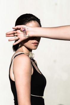 "Carolin Adamski ""POISON"" Photographer: Philipp Chung"