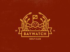 Baywatch Golf Club Logo