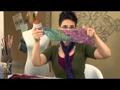 Knit Stitch Pattern Tutorial from Creative Knitting editor Kara Gott Warner -- Experiment With Yarn Weights & Needle Sizes. Watch the video: http://www.youtube.com/watch?v=895qTC54KKc&list=PLDFDA4433B13DD91E&index=12