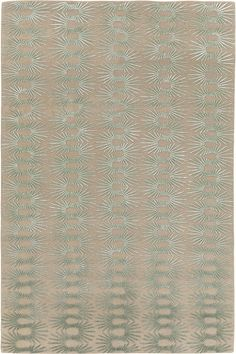 Hedgehog Sea - Transitional Rugs - Contemporary Rugs - Shop Collection The Rug Company San Francisco Design, Dining Room Paint, Childrens Rugs, Interior Rugs, Ethnic Chic, Rug Company, Paint Stripes, Transitional Rugs, Floral Rug