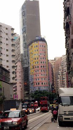 Wanchai HK May 2017