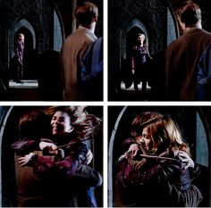 remus & tonks the deleted scene from the deathly hallows... :(
