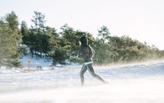8 Ways to Survive (and Enjoy) Running in Snow and Ice