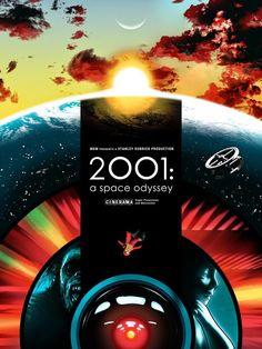 2001: A Space Odyssey by Joshua Budich *