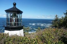 Photo of Cape Meares Lighthouse and Wildlife Refuge