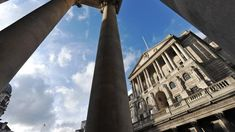 Bank of England governor Mark Carney says households face a tougher time as inflation outpaces wages.