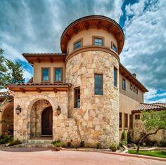 Beautiful Tuscan/Old World inspired home with an extraordinary ...