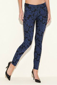 Floral | 5 Denim Trends You Need For Fall