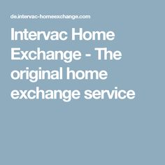 The original home exchange service. Helping people exchange homes for their holidays all over the world since Home swap holidays - authentic and cheaper than apartment rental. House Swap, Home Exchange, Rental Apartments, Helping People, The Originals, Alternative, Travel, Ideas, Holiday Destinations