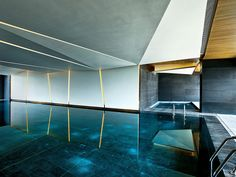 Pool-Day at EAST, Beijing by swirehotels, via Flickr