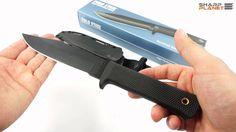 Cold Steel SRK knife review