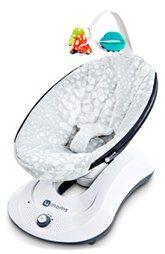 4moms 'Plush rockaRoo' Bouncer Seat (Baby)