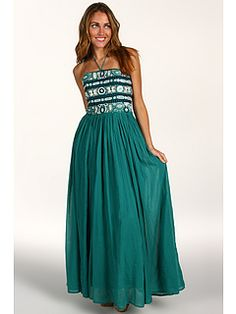 French Connection Azore Summer Maxi Dress