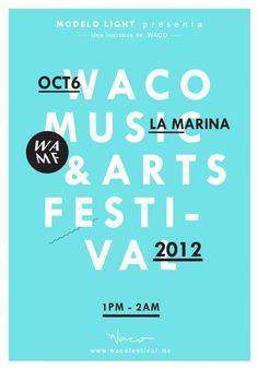 Festival Waco Music & Arts | Rockets