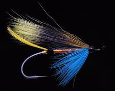 The  Malt Fly by threesalmon, via Flickr   Too bad I didn't  have this on my last fly fishing trip to Scotland!