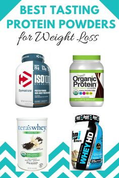 MUSCLE GAINS: Not sure which protein powder is best for you and ...