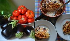 Rachel Roddy's recipe for aubergine, tomato and ricotta bake | A kitchen in Rome | Life and style | The Guardian