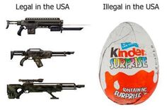 Legal in the USA