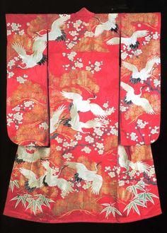 beifongkendo:Formal furisode kimono, ca. 1930 (Montgomery collection of Japanese Arts, London).