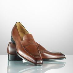 Mocassins penny loafers Keston - Chaussures de ville Chaussures - Ralph Lauren France