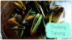 Chamorro Recipes, Mussels, Filipino, Eggplant, Pickles, Stew, Cucumber, Hawaiian, Cooking Recipes