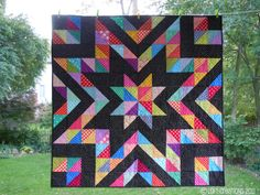 quilting patterns, squares, quilt patterns, triangle quilts, stars, star quilts, sparkl plenti, half square triangles, bold colors