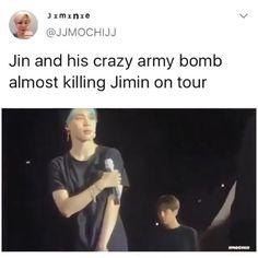 Bts Jimin, Bts Namjoon, Jung Hoseok, Bts Bangtan Boy, Bts Boys, Seokjin, Bts Memes Hilarious, Bts Funny Videos, Jung So Min