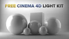 Free Cinema 4D Light Kit Cinema 4D Light Kit is now free to download    http://motionsquared.net/free-cinema-4d-light-kit   Light Kit Infinite is a Cinema 4D Light kit with custum lights & stdios designed to create realistic renders in a fast & easy way. Based on real setups used by photographers in the real world  #cinema,#4D,C4D,#lighting,#digital,