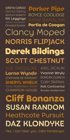 Torus Notched –6 Dynamic Fonts by Paulo Goode on @creativemarket