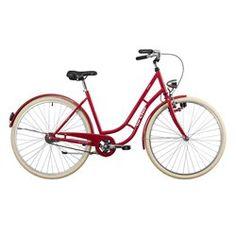 Vélo - Detroit - Vélo hollandais - rouge ORTLER