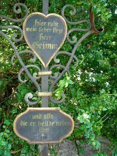 Kuriose Friedhofstafeln - Seite 2 - Gartenfreunde - Mein schöner Garten online