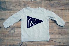 DIY - sew & flock - Sweater