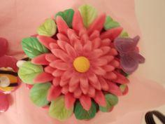 cupcake visto dall'alto