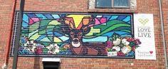 Local artist reflects on Blacksburg mural creation