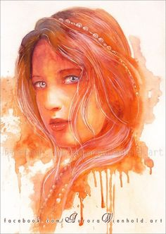 aurora wienhold   Aurora Wienhold, paintings - ego-alterego.com