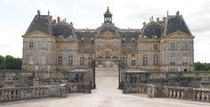 Château de Vaux-le-Vicomte, Maincy, Seine-et-Marne, France
