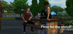 POSES FOR MY STORY #1You need: • andrew poseplayer • teleport any sim TOU: • don't claim my cteations as your own • don't re-upload my creations • tag me if u use them • message me if u have any...
