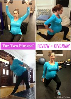 For Two Fitness Workout Tops - a review and a giveaway! Check out the awesome review and enter to win your own for two fitness top! @carlypizzano @fortwofitness