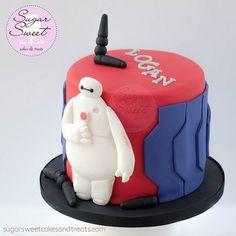 big hero 6 cake - Buscar con Google