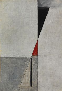 """Osvaldo Licini - Bilico, 1933  Mart, Collezione Augusto e Francesca Giovanardi  """"La Magnifica Ossessione"""" www.mart.tn.it/magnificaossessione"""
