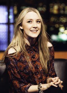 Saoirse Ronan on The Jonathan Ross Show
