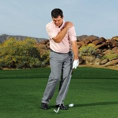 Keep your elbows firm or soft through impact.