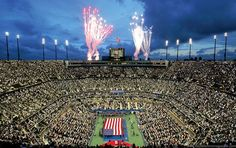 US-Open-tennis-Flushing-Meadows-New-York-USA. I used to watch this live every year from 1999 to 2006.